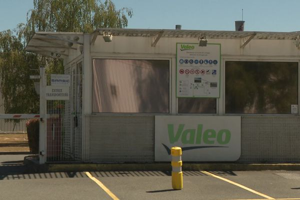 Le site Valéo de Limoges emploie 250 salariés.