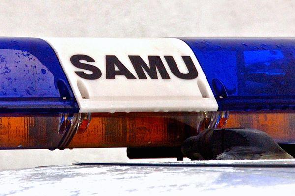Voiture du Samu. Photo d'illustration.