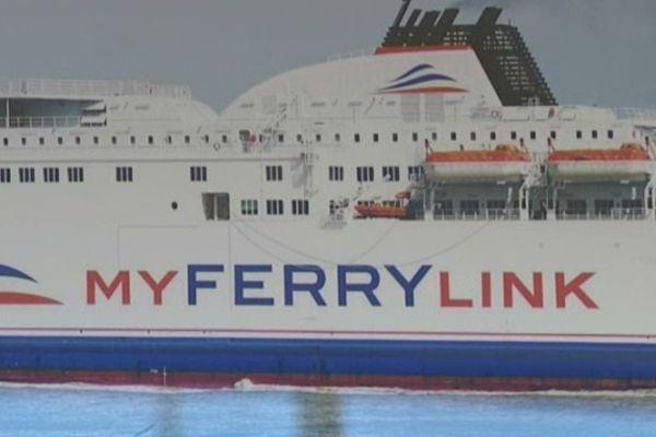 Avec le Berlioz et le Rodin, My Ferry Link assure 8 liaisons quotidiennes Calais-Douvres. Mais face à une concurrence féroce et bien implantée, les ex Sea France peinent à trouver leur place.