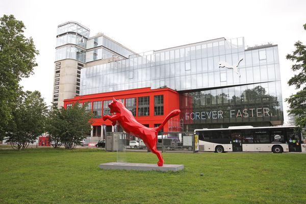 Après avoir passé près de 35 ans à Illkirch-Graffenstaden, les 120 salariés sont installés depuis le 3 mai 2021 dans cette architecture de verre place Arien Zeller à Strasbourg.