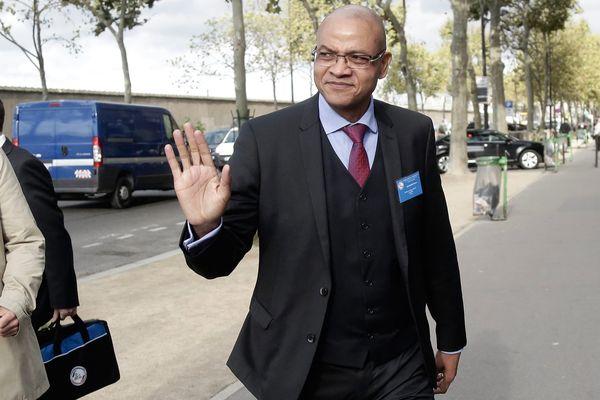 Pierre N'Gahane, nouveau préfet de Charente.