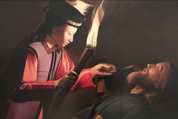 """La Ville de Nancy prête """"La découverte du corps de saint Alexis"""" de Georges de La Tour au Musée de Vic-Sur-Seille"""