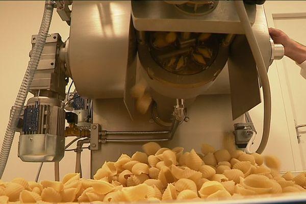 Des pâtes sèches fabriquées à Dournazac en Corrèze