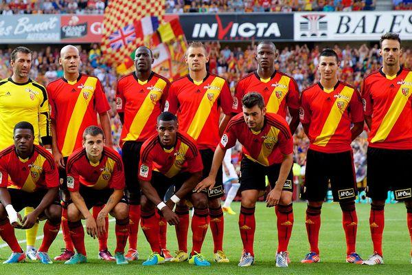Avant Lens-Marseille fin juillet dernier au stade Bollaert.