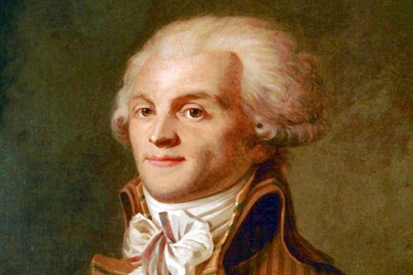 Portrait de Robespierre conservé au Musée Carnavalet à Paris.