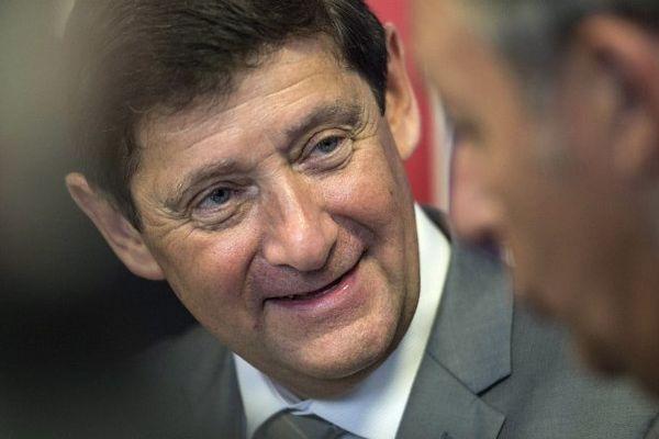 Patrick Kanner, le nouveau ministre des sports