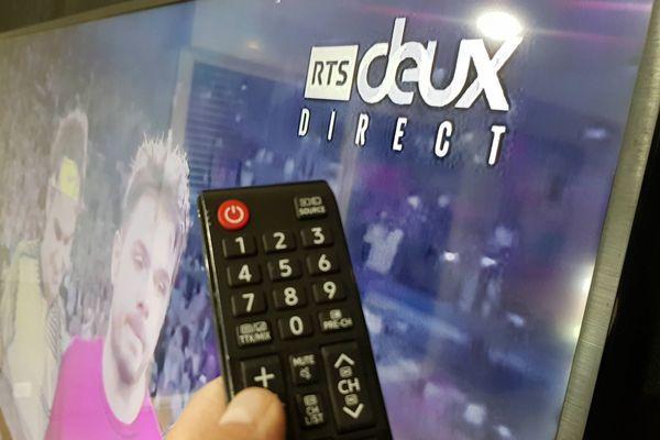 La chaîne de télévision de la SSR, RTS Deux ne sera plus diffusée en France.