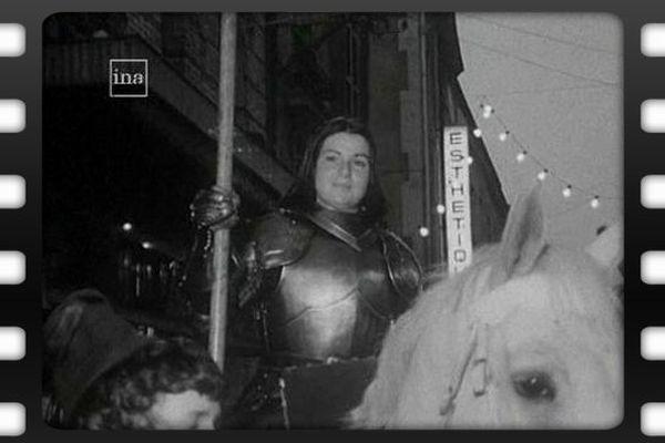 Guillemette Huguet, Jeanne d'Arc 1976