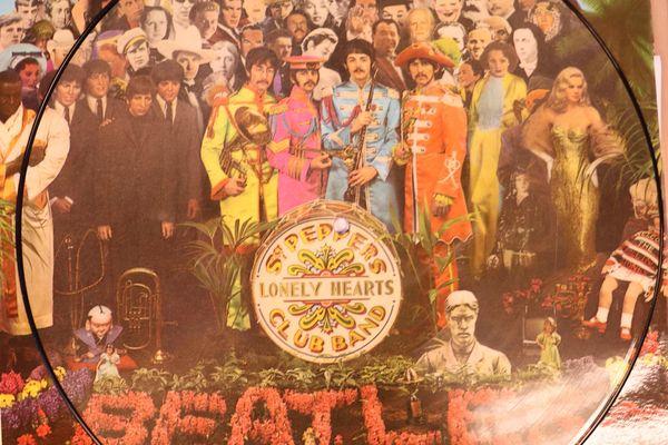 Les Beatles ont joué le jeu du Picture Disc.