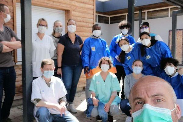 Les infirmiers libéraux du Grand Est