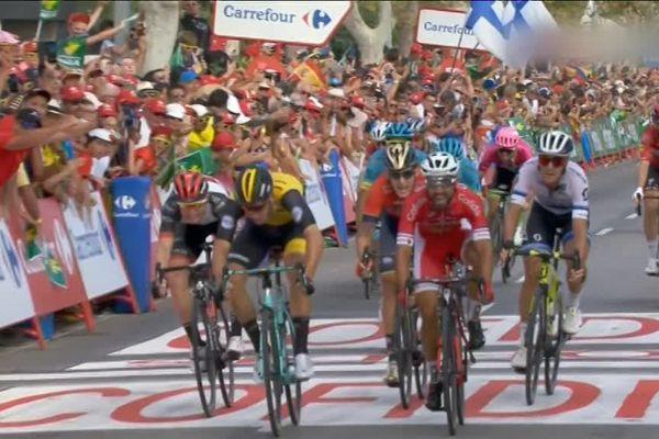 Tour d'Espagne, 11ème étape : Nacer Bouhanni abandonne