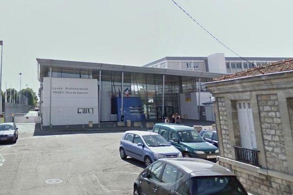 Lycée treygey à Bordeaux