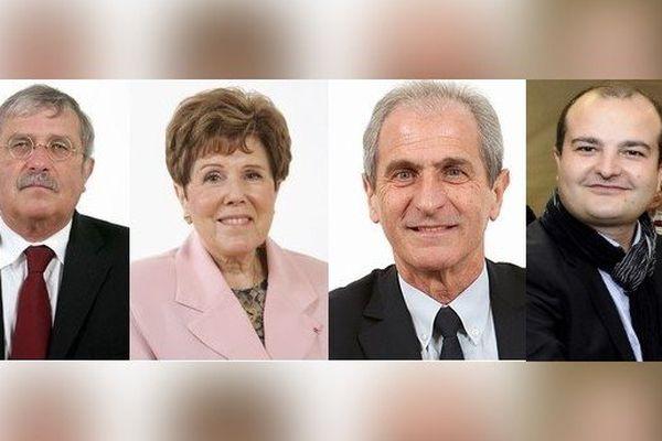 Les nouveaux sénateurs du Var : Pierre-Yves Collombat, Hubert Falco et Christiane Hummel réélus, David Rachline élu (987890)
