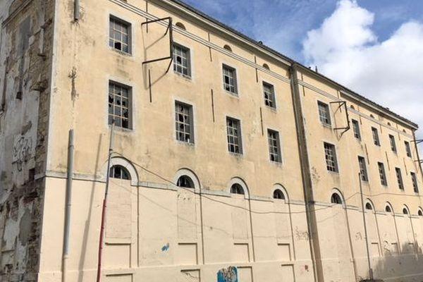 L'ancienne Sucrerie Blanche, à Chalon-sur-Saône