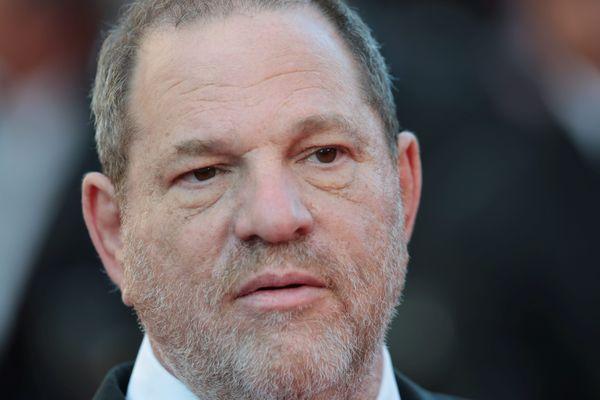 Harvey Weinstein  à Cannes en 2015.