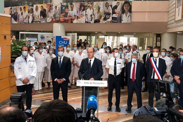 Coronavirus : Castex appelle les Français à se ressaisir