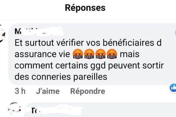 """Coronavirus COVID 19 : """"vérifiez vos assurances vie"""", une préconisation d'un groupement de gendarmerie"""