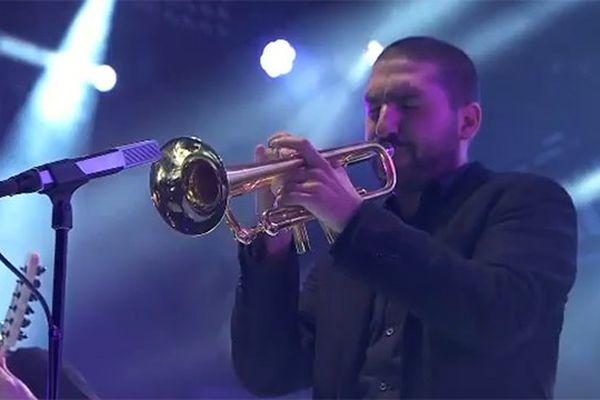 """Ibrahim Maalouf à """"Jazz à Vienne"""""""