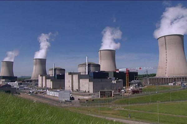 Un salarié de la centrale nucléaire de Cattenom a été diagnostiqué positif au coronavirus lundi 9 mars 2020.