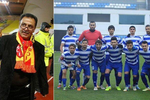 Les difficultés financières d'Hafiz Mammadov ont eu de lourdes conséquences pour le FC Bakou, son autre club.