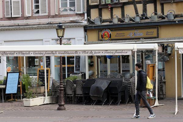 Une grande partie des restaurants vont rester fermé jusqu'au 9 juin.