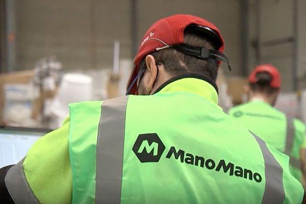 ManoMano, entreprise française du secteur du commerce en ligne spécialisée dans le domaine du bricolage et du jardinage