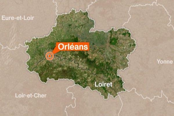 Accident mortel à Orléans sud