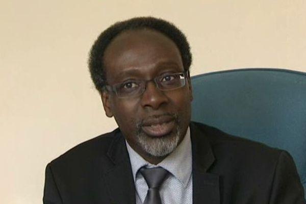 Youssoufi Touré, président de l'université d'Orléans de janvier 2009 à mars 2016.