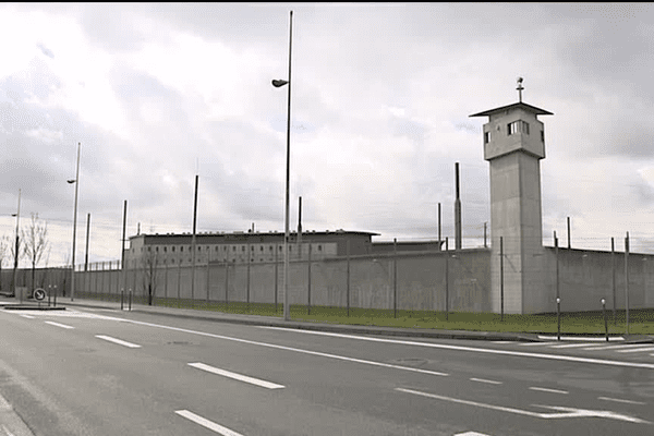 La prison de Corbas (archives)