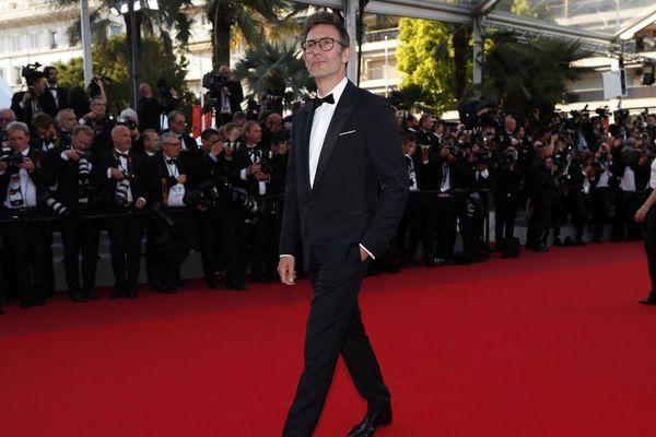 Le réalisateur Michel Hazanavicius au dernier festival de Cannes