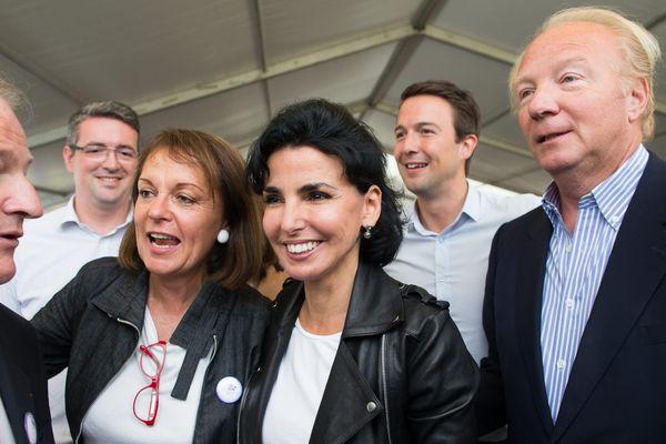 La maire (DVD) du Ve Florence Berthout a négocié une fusion avec la candidate LR