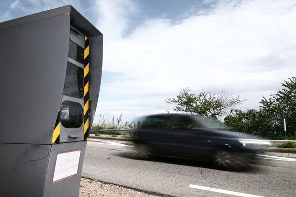 Illustration - Six radars flasheront les automobilistes qui rouleront à plus de 80 km/h au 1er juillet en Corse.