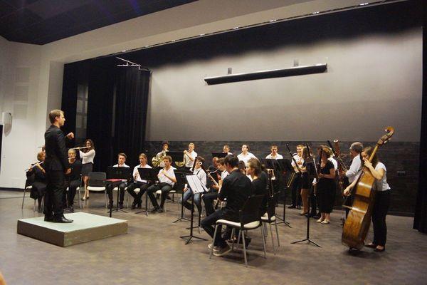 L'académie de musique de la Côte de Nacre