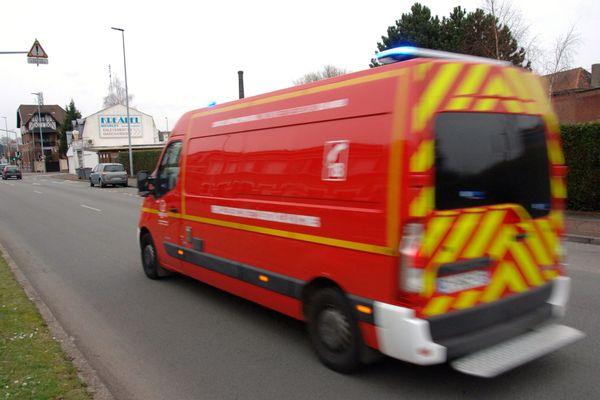 Illustration. Le pronostic vital du cycliste accidenté ce mardi 11 août à Courcelles-lès-Montbéliard est accidenté.