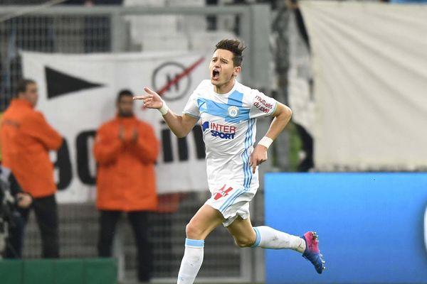 Florian Thauvin, originaire d'Orléans (Loiret) est sélectionné pour la première fois en équipe de France