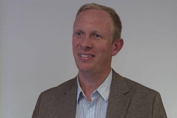 Jérôme Chevillard sera président du bureau de Sainte-Radegonde à Tours pour le second tour des élections municipales 2020.