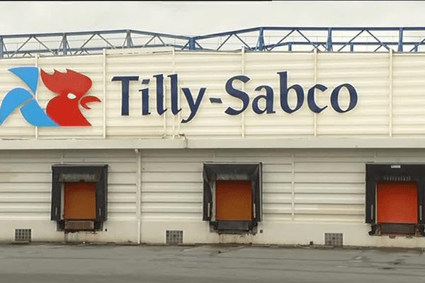 L'abattoir Tilly Sabco Bretagne à Guerlesquin