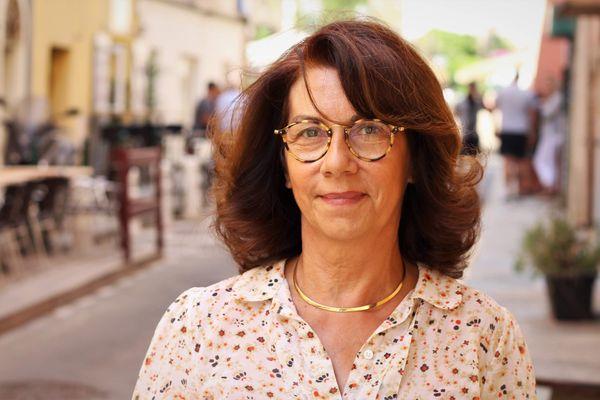 """Accompagnée de bénévoles, Marie-Josée Joly préside l'association """"U Vaghjimu"""" qui fait partie du réseau France Alzheimer."""