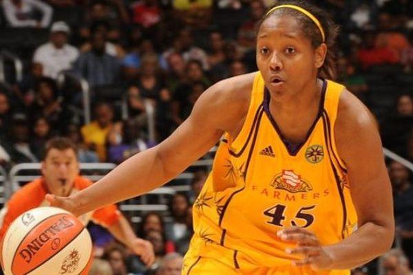 Noelle Quinn a évolué six saisons, dont l'été dernier, en WNBA. C'est la nouvelle recrue de l'USOM.