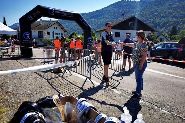 Le marathon du Versoud se tenait dimanche matin 13 juin.