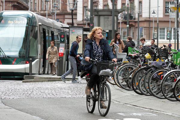 Strasbourg, bon élève pour la lutte contre la pollution de l'air