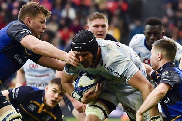 Le Racing 92 a perdu 9 à 12 contre le Leinster en finale de Coupe d'Europe de rugby 2018.