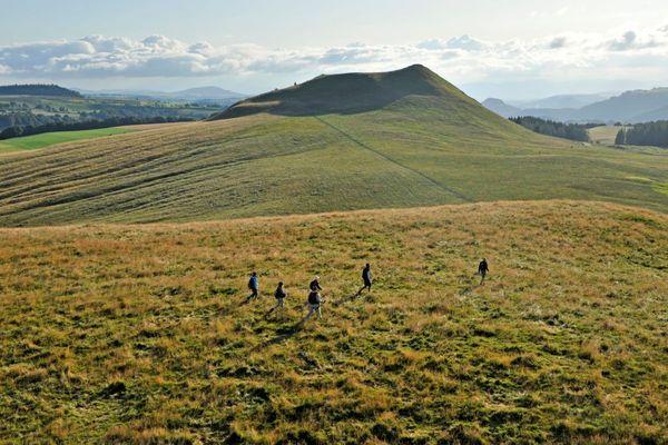 Le massif du Sancy, comme le reste de la montagne en Auvergne, espère séduire les jeunes.