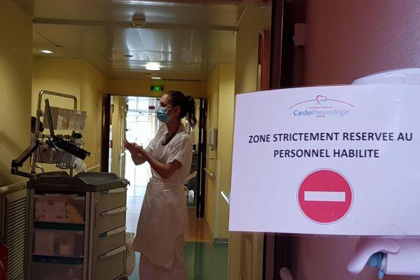 La Clinique Médicale Cardio-Pneumologie de Durtol, près de Clermont-Ferrand, a ouvert un service dédié aux patients post COVID.