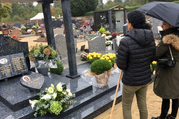 Le cimetière de Gièvres en Loir-et-Cher