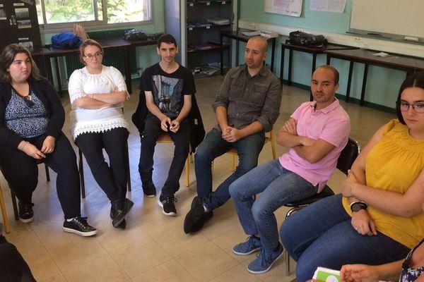 Ecole de la deuxième chance à Blois (Loir-et-Cher)