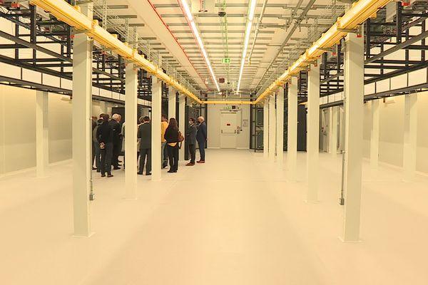 Le data center de Bruges devrait attirer des entreprises du secteur numérique