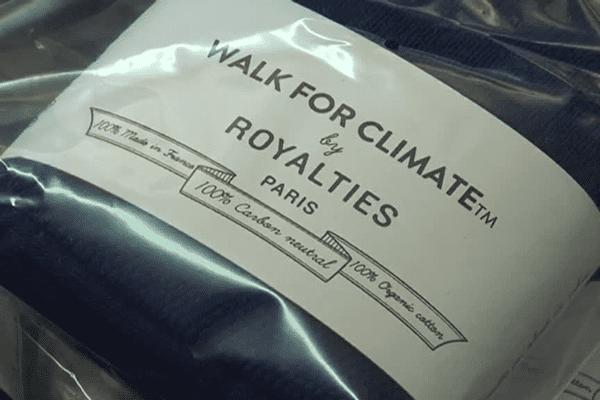Des chaussettes fabriquées aux Cars en Haute-Vienne ambassadrices de la COP 21.