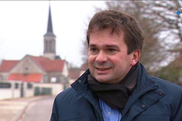 Ludovic Rochette, en 2018.