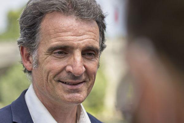 Le maire écologiste de Grenoble, Eric Piolle.
